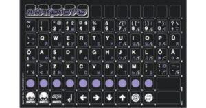 Klaviatuurikleebised